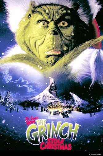 Film Screening Dr Seuss How The Grinch Stole Christmas 2000 Events Chicago Public Library
