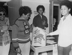 Black Panther Party Free Food Program