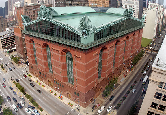 Prime Harold Washington Library Center Chicago Public Library Largest Home Design Picture Inspirations Pitcheantrous