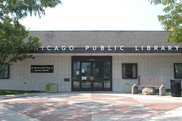 Fantastic King Chicago Public Library Download Free Architecture Designs Scobabritishbridgeorg